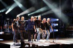 El 22 de abril 2016, arrancó la temporada deconciertos de Hombres G por varias ciudades Españolas, reservandoel mes de junio para girar en Estados Uni