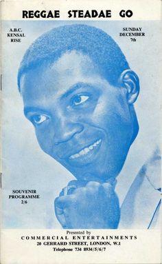 Desmond Dekker Upsetters Pioneers Max Romeo Pat Kelly Pama Reggae 1969 Programme in Music, Music Memorabilia, Pop Rise Program, Pat Kelly, Prince Buster, Skinhead Reggae, Concert Posters, Movie Posters, Reggae Artists, Music Music, Good Ol
