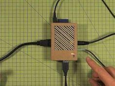 Create a Raspberry Pi Case from cardboard - DIY - Diy Electronics, Electronics Projects, Electronic Gifts For Men, Electronic Workbench, Raspberry Pi Projects, Arduino Projects, Tech Gifts, Cool Diy Projects, Design Model