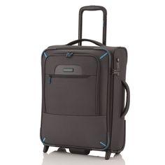 #Kabinentrolley travelite CrossLITE 3.0 bei Koffermarkt: ✓2 Rollen ✓leichtes  Weichgepäck  ✓IATA-konform  ✓Farbe: silbergrau / anthrazit ⇒Jetzt kaufen