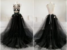 Vanilla Rosselium Gown by Askasu Ball Dresses, Ball Gowns, Black Wedding Dresses, Formal Dresses, Pretty Dresses, Dresses For Work, Gothic Dress, Wedding Lingerie, Beautiful Gowns