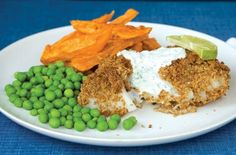 Rosemary Conley's low Gi fish and chips