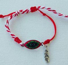 Martis Bracelet with Evil Eye