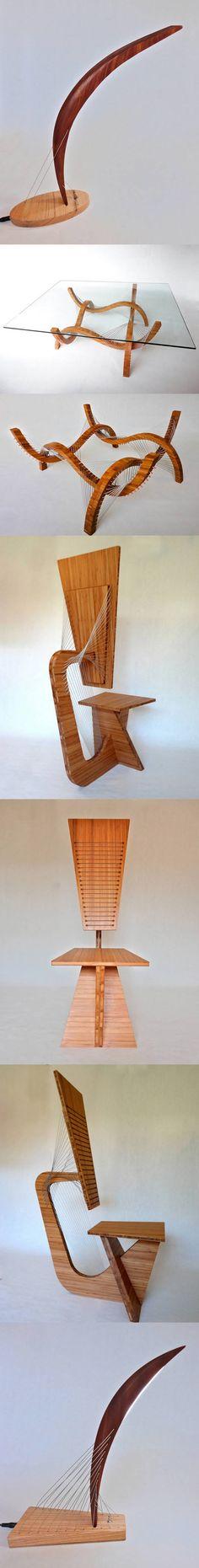 Original tables design...
