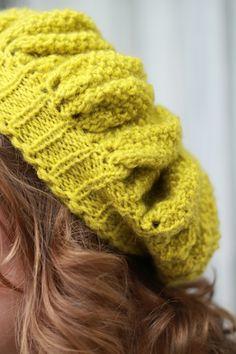 Caciula tricotata II - Be my Sunhine! (CreativeToday.breslo.ro)