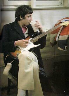 Pete. Mod Music, John Entwistle, Pete Townshend, Roger Daltrey, My Generation, Him Band, Music Photo, Lady And Gentlemen, Classic Rock