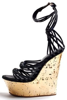 Emilio Pucci<3 The design of the shoe is modern and it is so gorgeous <3