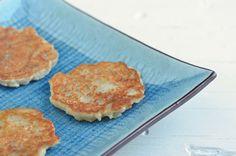 Tortitas koreanas de patata / Korean potato pancakes #vegano #singluten #vegan #glutenfree