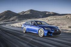 Goodwood Festival of Speed: debuut voor Lexus GS F