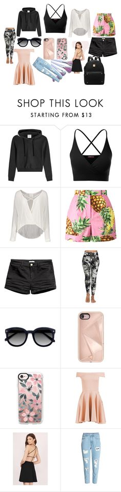 """Spring Buys-2017"" by california-babe on Polyvore featuring Vetements, Doublju, Dolce&Gabbana, Liquido, Ace, Rebecca Minkoff, Casetify, Boohoo, Tobi and Spring"