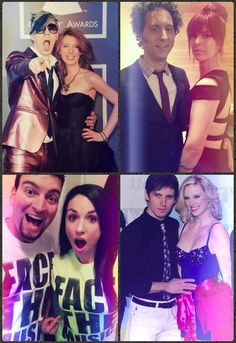 The boys and their girlfriends. luckiest girls to ever walk this earth. Sigh, Amanda, why? Marianna Trench, Marianas Trench Band, Josh Ramsay, Canadian Boys, Memphis May Fire, Pop Songs, Lucky Girl, Life Savers, My Chemical Romance
