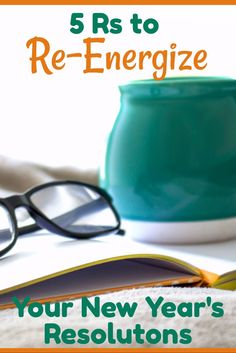 Resolution Motivation | Re-evaluate Goals | 5 Rs to Motivation