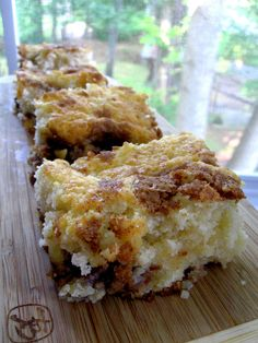 """""""The Best Coffee Cake Ever"""""""