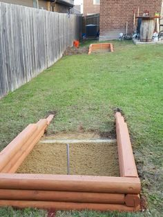 Horseshoe pit ideas