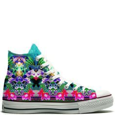 UNiCKZ All Stars Exotic Exit sneakers