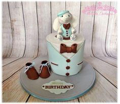 Cute Vintage - Cake by Sumaiya Omar - The Cake Duchess SA