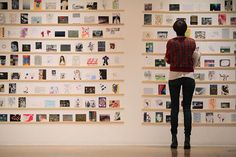 All will be revealed: secret postcards at the Royal College of Art