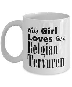 Belgian Tervuren - 11oz Mug