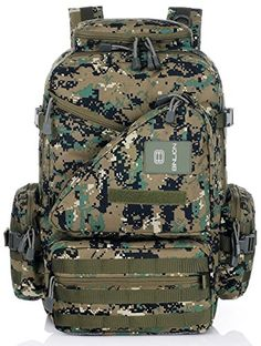 Binlion Camouflage Military Tactical Backpacks * Want additional info? Click on the image.(This is an Amazon affiliate link and I receive a commission for the sales)