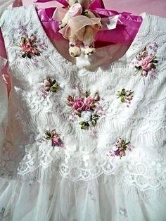 Gallery.ru / Фото #43 - Вышивка лентами-2 (2013 год) - TAIS2505