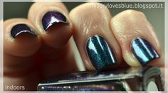 Cirque Epoch  by QueenMiSeRy @ miserylovesblue.blogspot.it