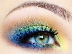 Como Maquillarnos Y Mezclar Colores En Nuestros Ojos CentralMODA.COM