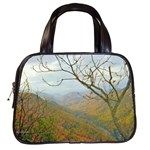 Checkout this amazing product Way Above The Mountains Classic Handbag at Shopintoit