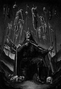 Top 10 Real People Alleged to be Vampires Beautiful Dark Art, Vlad The Impaler, Dracula, Fantasy Art, Occult, Painting, Art, Vampire, Art Pictures