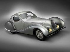 Wildcard Wednesday - The 1938 Talbot Lago T150C by Figoni & Falaschi