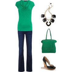 A fashion look from March 2012 featuring Dorothy Perkins tops, 7 For All Mankind jeans and KORS Michael Kors sandals. Browse and shop related looks.