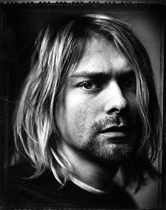 Kurt Cobain (1967-1994) - American musician and artist. Photo by Mark Seliger