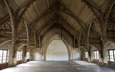 Evenementenlocatie | Metaal Kathedraal
