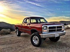 1st gen Dodge Ram Method wheels