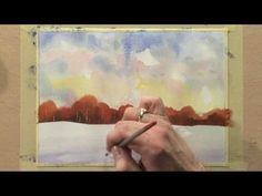 Paint Along with Matthew Palmer Two - Part Two - YouTube