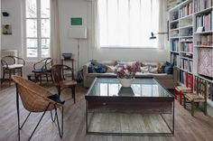 la tazzina blu: A casa di Cécile e Nicolas