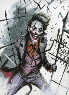 #Batman #Joker #DCComics