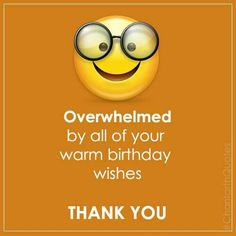 Thank you messages for birthday wishes birthday pinterest happy birthday images thank you messages for birthday birthday thanks birthday cheers m4hsunfo