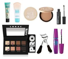 """""""My 7th grade makeup"""" by rad-addy-skater ❤ liked on Polyvore"""