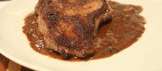 peppercorn sauce for steaks