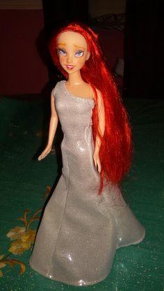 Ariel #ooak #doll #disney