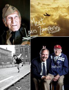 Louis Zamperini--A true American (and USC) hero!