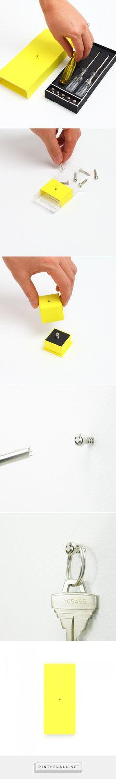 smile screws by studio yumakano | Designboom Shop - created via https://pinthemall.net