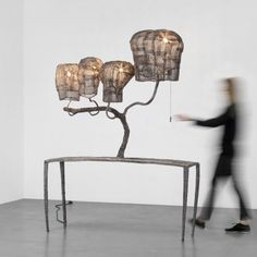 NACHO CARBONELL  TABLE COCOON 15   2016