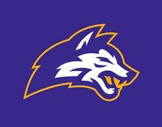 Official logo of the Meiji University Lacrosse Team. Pet Logo, Dog Face Drawing, Dog Logo Design, Lion Illustration, Wolf Pictures, Great Logos, Animal Logo, Dog Tattoos, Cool Artwork