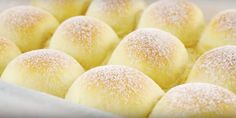 This Japanese milk bread is fluffy, light and delicious . Milk Bread Recipe, Bread Recipes, Baking Recipes, Milk Roll, Banana Bread Brownies, Japanese Milk Bread, Milk Bun, Bread Bun, Dinner Rolls