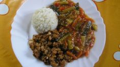 Kuracie mäsko zo zeleninou Beef, Food, Meat, Essen, Meals, Yemek, Eten, Steak
