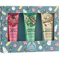 The Body Shop Seasonal Hand Cream Trio Hand Cream Hand Cream