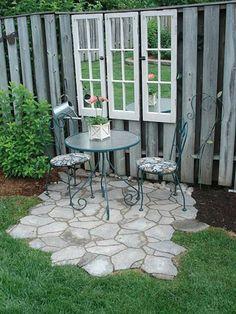 Cool 20+ Creative DIY Small Backyard Ideas On A Budget. # #DIYSmallBackyard #SmallBackyardIdeas