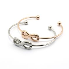 Find More Cuff Bracelets Information about Infinity Bracelet Cuff For Women Infinite Hollow Out Gold Rose Silver Bangles Jewelry Opened Cuff Bangles Bracelets For Women,High Quality bracelet rock,China bracelet triple Suppliers, Cheap bracelet copper from JINHUI on Aliexpress.com