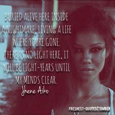 Jhene aiko on Pinterest | Hip hop, Lyrics and Drake